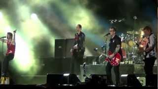 """Die Toten Hosen - """"Hang On Sloopy"""" / Rock am Ring 03.06.2012"""