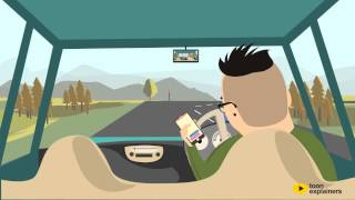 Can Texting Kill You? - Animated Explainer Video