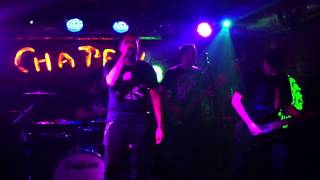 [3.42 MB] CAFFEINE - Move On (live in Chapeau Rouge 2014)