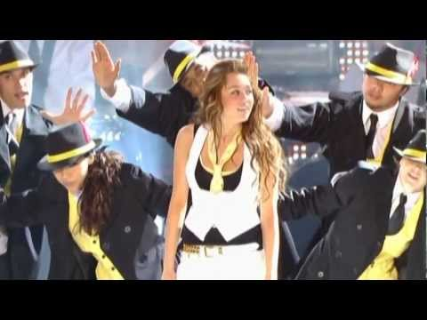 Miley Cyrus - Fly On The Wall (Live at Disney Channel Games 2008) (1080p HD)