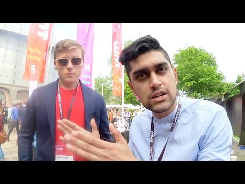 TNW (The Next Web Conference) 2016, Amsterdam