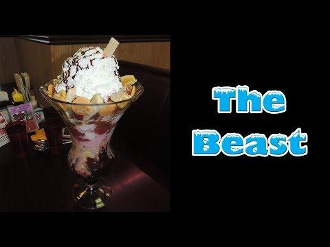 18 Scoop BEAST Ice Cream Sundae Challenge!!