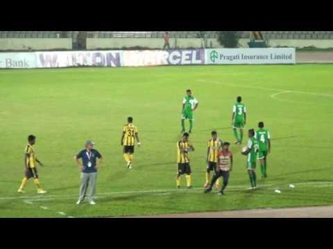 Saif Sporting Club - T&T 3:1, part 4