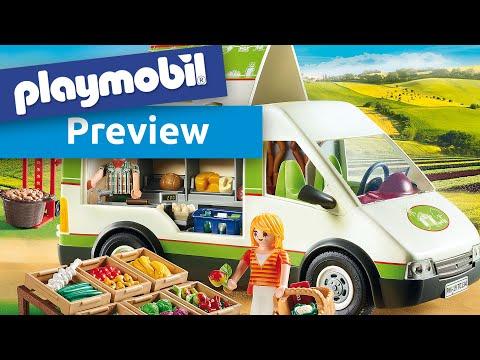 Playmobil 70134 Hofladen Fahrzeug