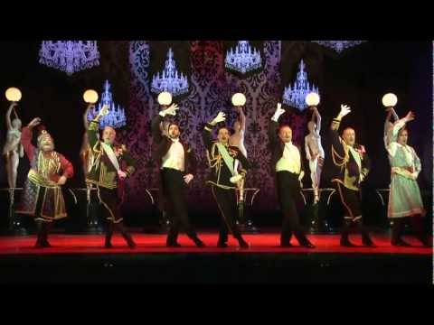 """Cherchez la Femme"" from The Merry Widow by Opera Australia"