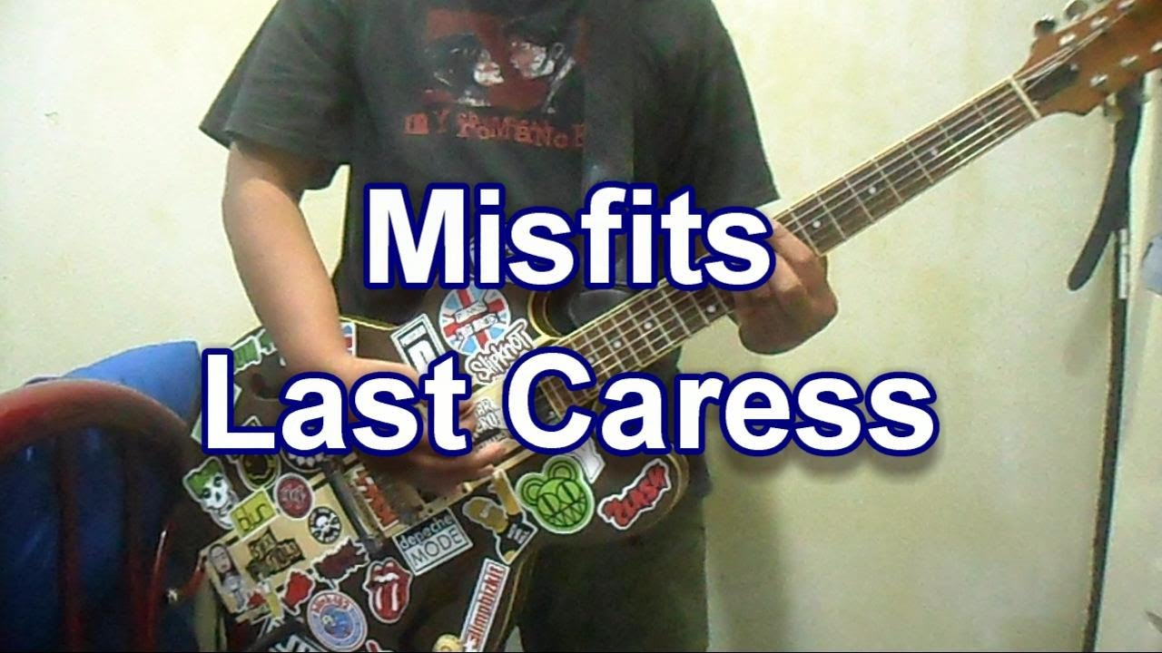 Misfits   Last Caress Guitar Cover + Guitar Chords