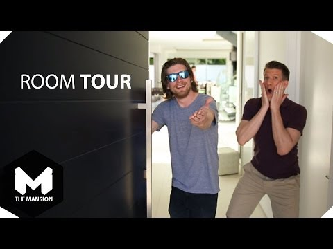 The Mansion Room Tour