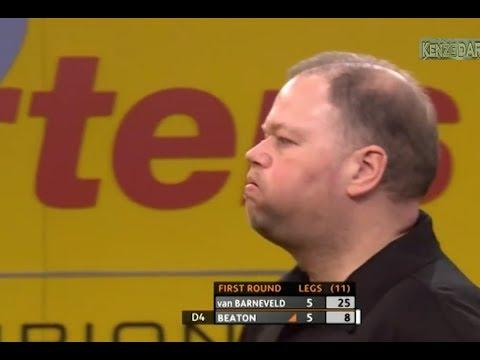 PDC Players Championship FInals 2012 - Raymond van Barneveld vs Steve Beaton