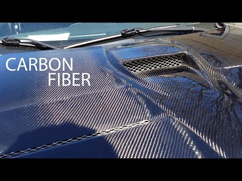 Evo X Carbon Creations GT Carbon Fiber Hood