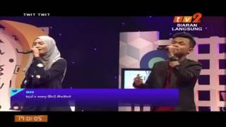 Download Video Disini Cinta Disana Rindu - Tajul & Wany Hasrita MP3 3GP MP4