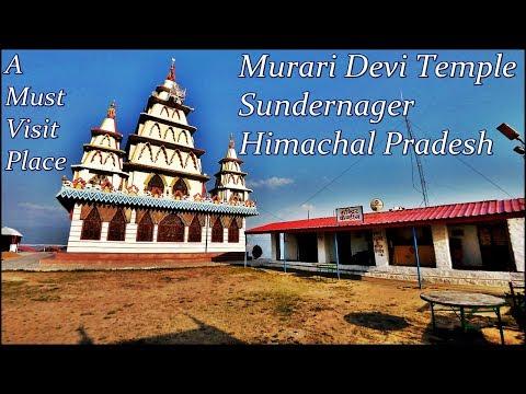 Murari Devi Temple : Sundernagar Himachal Pradesh
