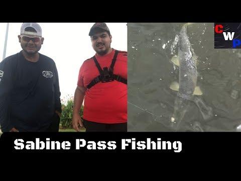 Sabine Pass Fishing