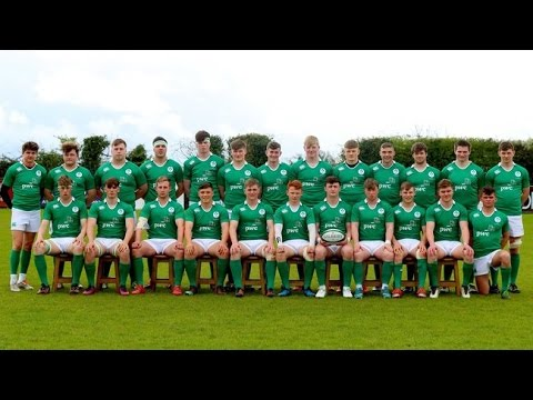 Irish Rugby TV: Ireland U-18 Clubs & Schools Team's Win Over England