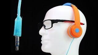 Headphone, How To Make a Headphones At Home 🎧