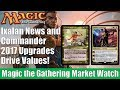 MTG Market Watch: Ixalan News and Commander 2017 Upgrades Drive Values!