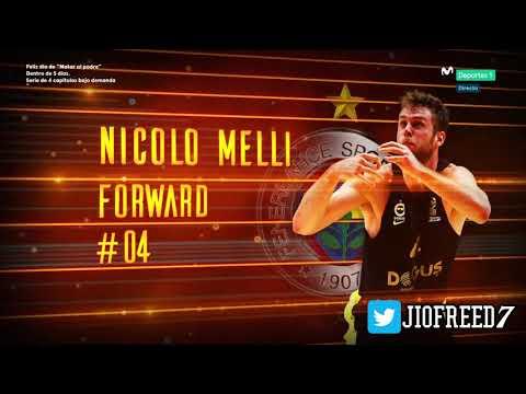 [Highlights] Nicolo Melli 28 points vs Real Madrid Final Four Euroleague