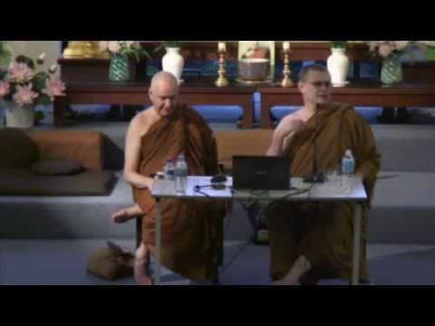 Kamma and Rebirth in Early Buddhism Workshop 4 Session 3