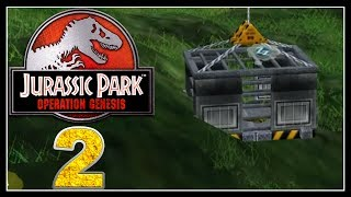 Jurassic Park: Operation Genesis - Episode 2 - Disaster Strikes