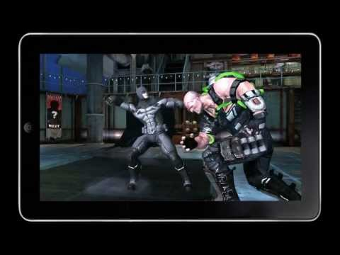 Batman Arkham Origins - Mobile Trailer - iOS/Android from YouTube · Duration:  1 minutes 15 seconds