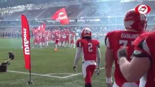 Inside the Program  - Helsinki Roosters and Maple Bowl XXXIV