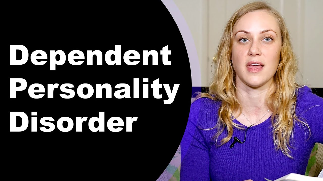What is Dependent Personality Disorder? Mental Health Help with Kati Morton  | Kati Morton