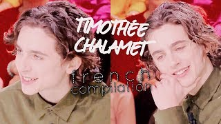 Download 13 Minutes of Timothée Chalamet Speaking French Mp3 and Videos