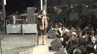Rose Royce  sings I'm Going down at the 2012 Tampa Bay Black Heritage Street Festival