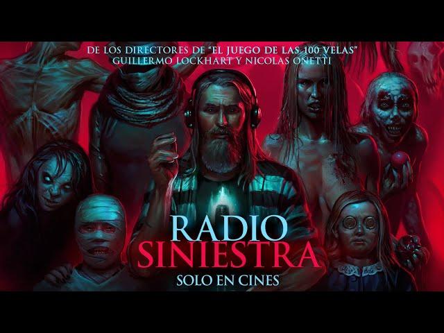 TRAILER RADIO SINIESTRA - MUY PRONTO - SOLO EN CINES
