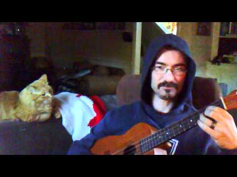 Folsom Prison Blues (Johnny Cash Cover) - Baritone Ukulele