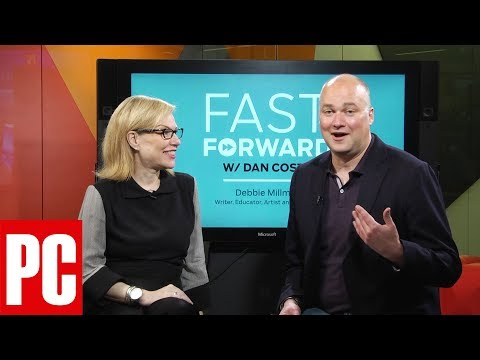Design Matters host Debbie Millman: Fast Forward