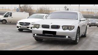 Бэха семерка классная тачка e65 e66 BMW745