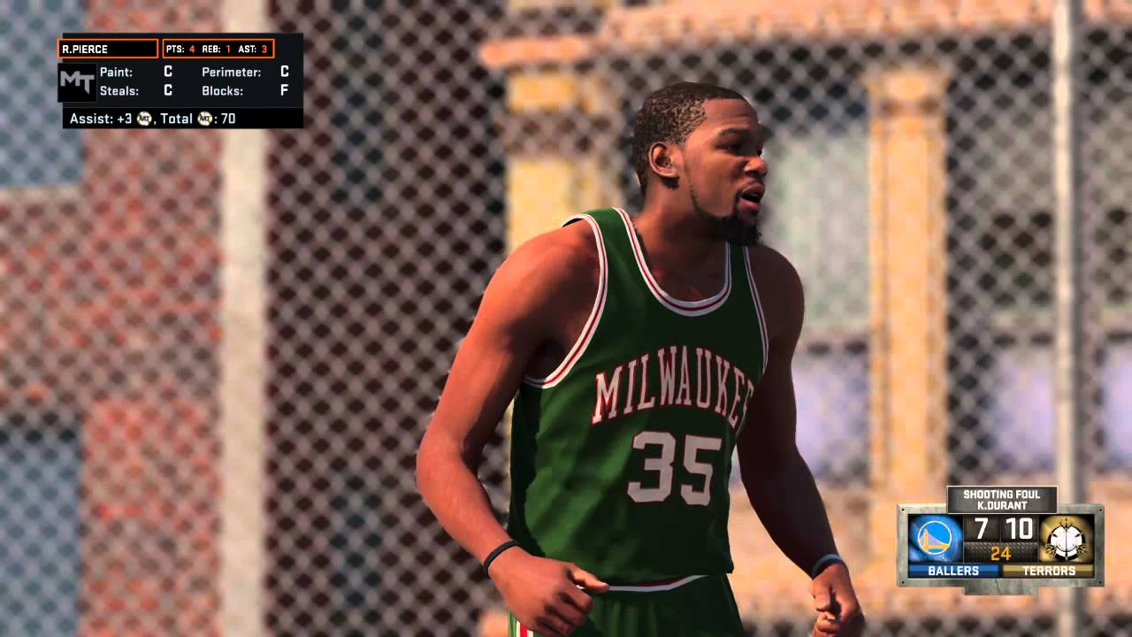"NBA 2K16 Player Review Ricky Pierce ""6 Man The Year"""