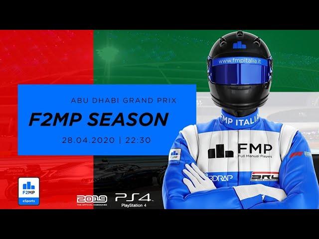 F2MP   CLOSING SEASON #11   ABU DHABI GRAND PRIX FMP ITALIA