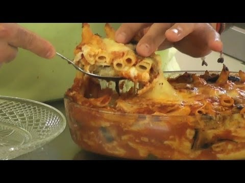 BAKED PASTA DISH (PASTA AL FORNO) - theitaliancookingclass.com Travel Video