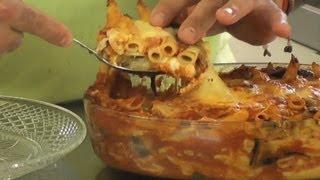 Baked Pasta Dish (pasta Al Forno) - Theitaliancookingclass.com