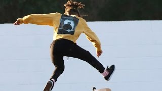 Jaden Smith Is An Amazing Skater!