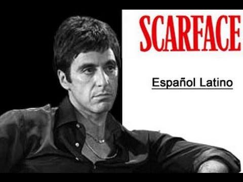 Scarface || Cara Cortada: Sin mujer y sin hijos [HD ... Al Pacino Scarface