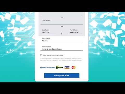 Cum platesti cu card online factura Digi