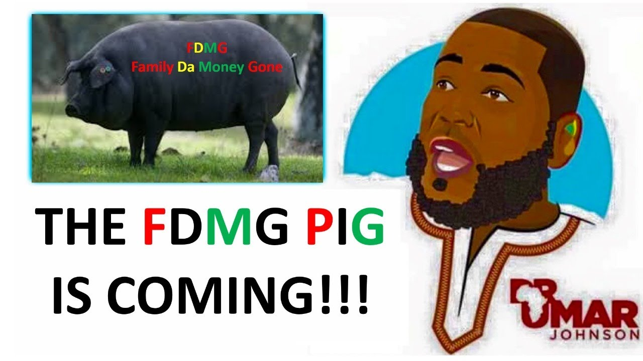 Umar Johnson Talks FDMG Renovations, FDMG Farm, and Calls a Black Woman a Ringworm