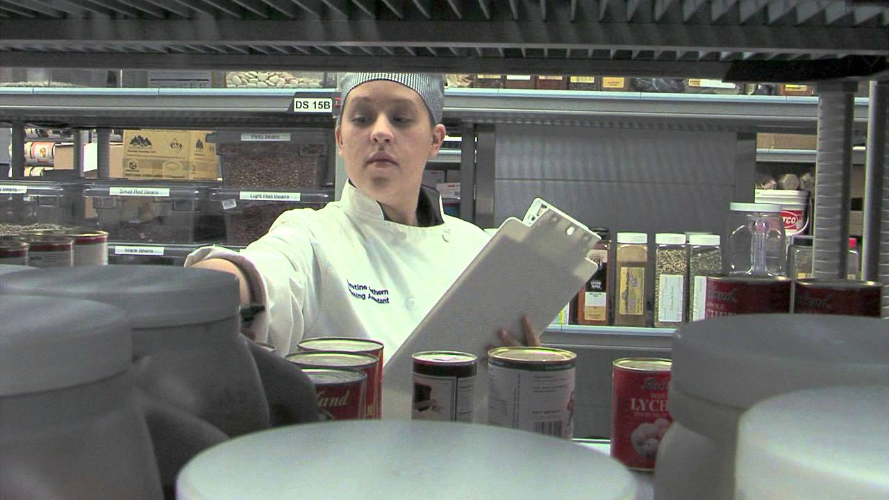 Restaurant Kitchen Inventory inventory food and track food waste - youtube
