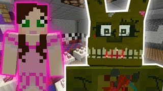 - Minecraft FIVE NIGHTS AT FREDDY S ESCAPE CHALLENGE Modded Mini Game