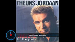 Theuns Jordaan Walk the line (Tribute to the poets)