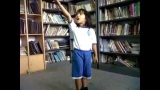 Aku Anak Indonesia- Chyntia