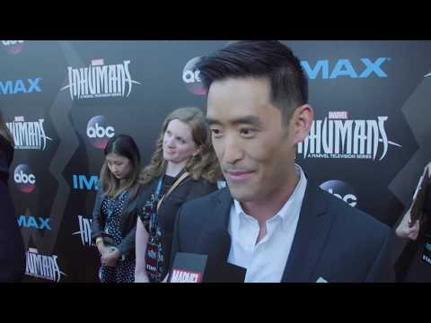 Eme Ikwuakor, Ken Leung and Mike Moh on