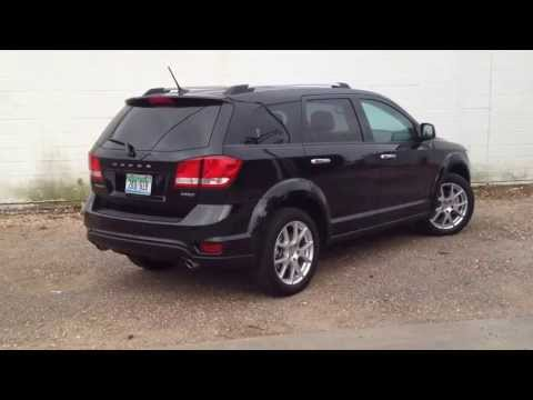 2013 Dodge Journey review on In Wheel Time