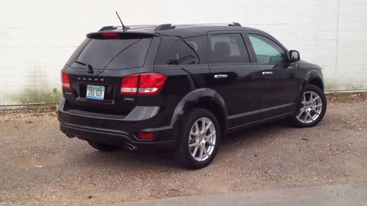 2013 Dodge Journey Review On In Wheel Time Youtube