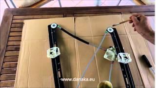 window regulator repair all model