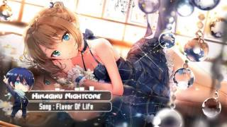 Nightcore - Flavor Of Life