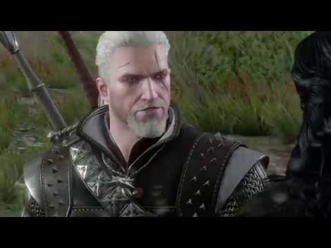 Yen & Geralt Banter