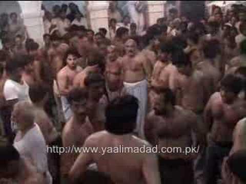 Rab Khair Karay - Katree 27 rajab 2008